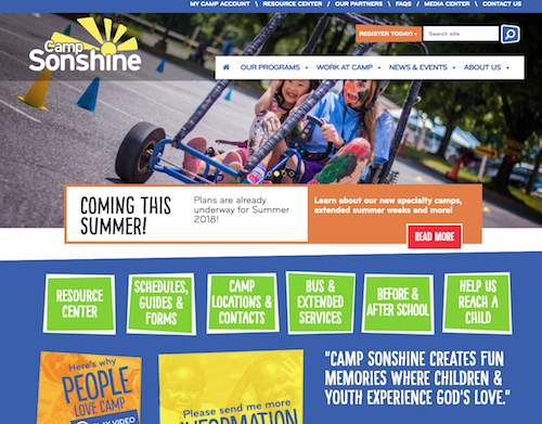 CampSonshine.org