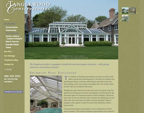 TanglewoodConservatories.com